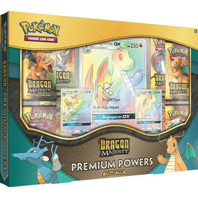 Dragon Majesty Premium Powers Collection