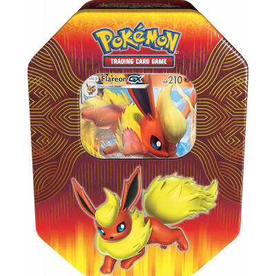 Pokémon TCG Elemental Power Tin Flareon