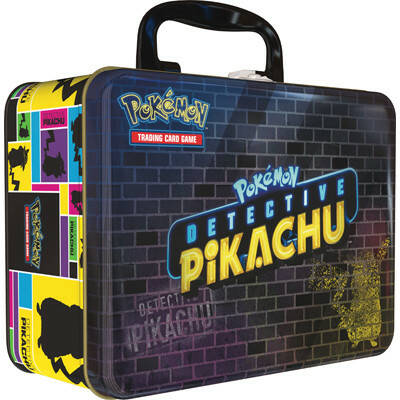 Detective Pikachu Collector Chest PRE-ORDER