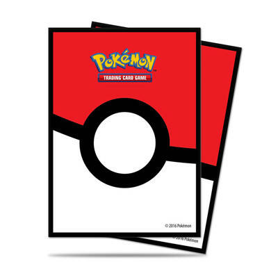 Ultra Pro Pokeball Sleeves (65 stuks)