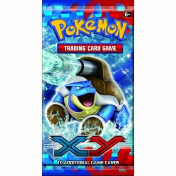 XY Base Booster pack