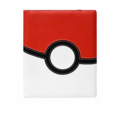 Premium Pro Binder Pokeball 9-pocket LUXE
