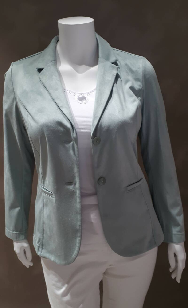 Alliance - Blazer in muntgroen (LI0059-321)