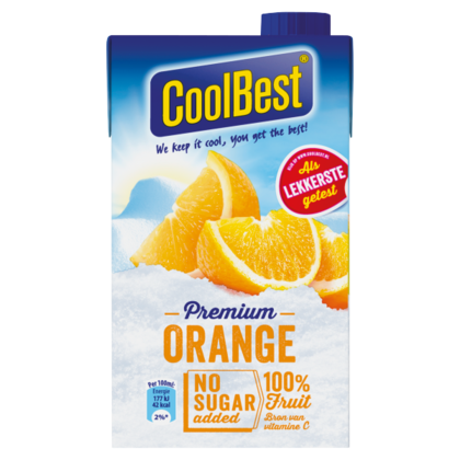 Coolbest Orange 500ml