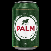 Palm Bier in Blik
