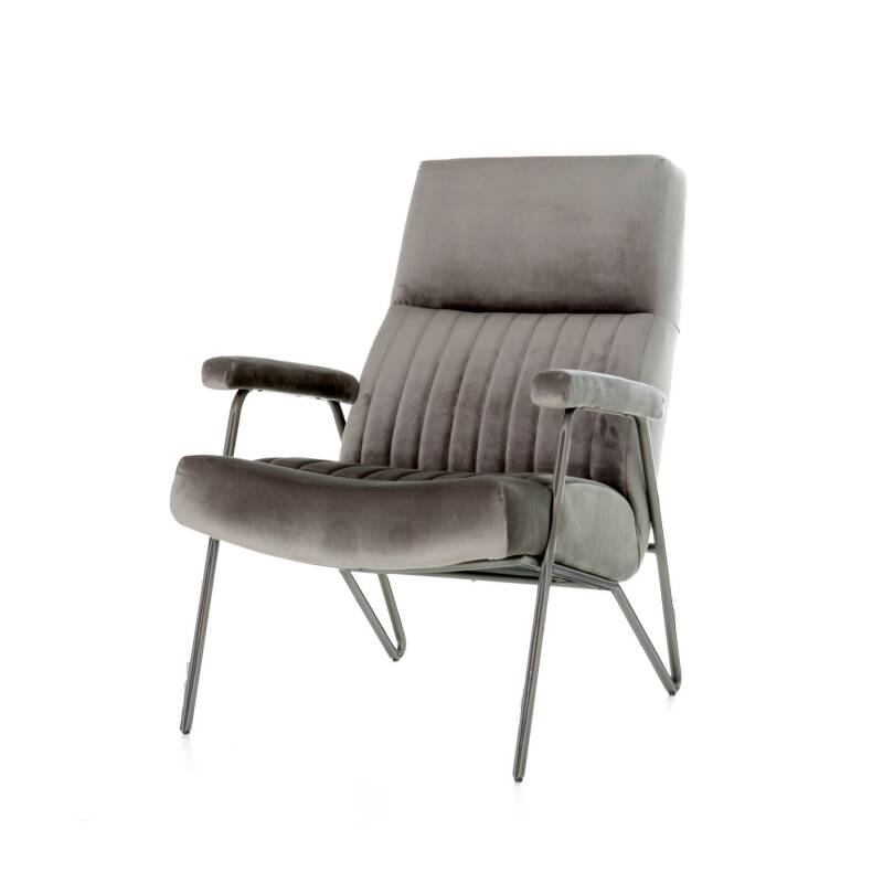 Eleonora Fauteuil William - Grijs