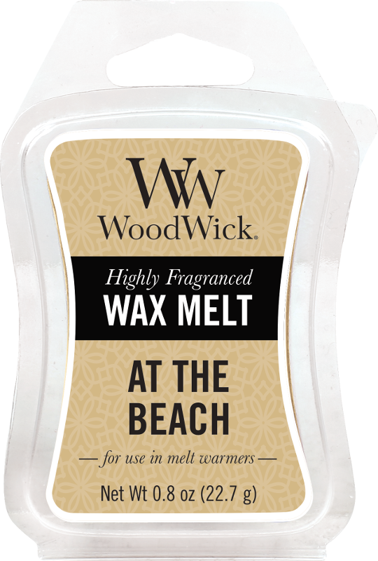 Woodwick At the beach Melts