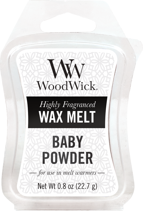 Woodwick Baby Powder Melts