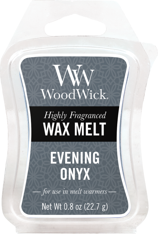 Woodwick Evening Onyx Melts