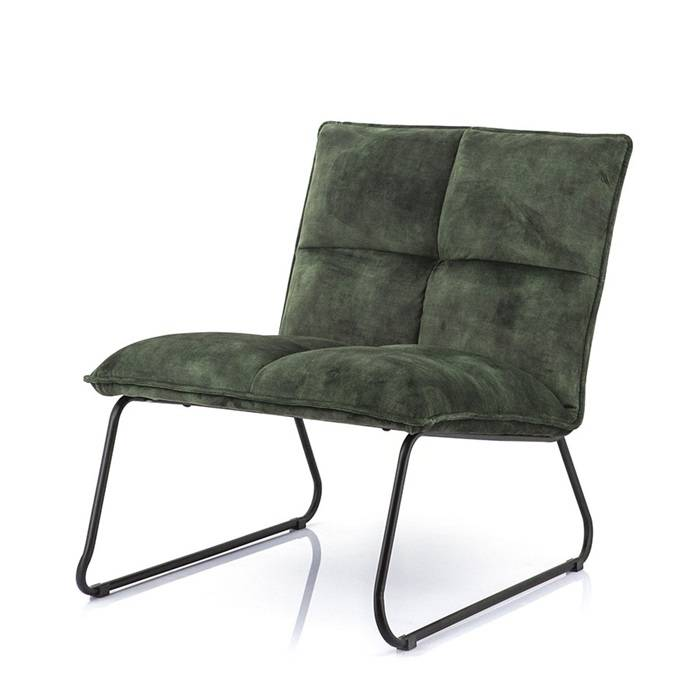 Eleonora Fauteuil Ruby - Hunter