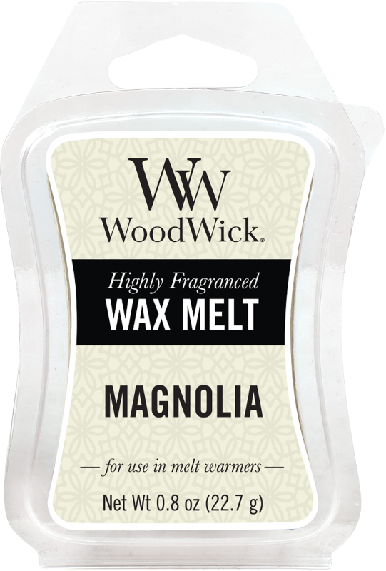Woodwick Magnolia Melts