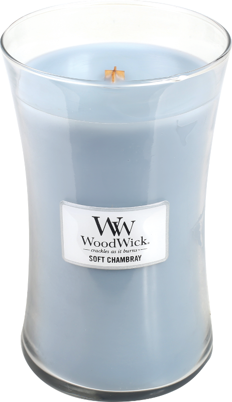 Woodwick Soft Chambray