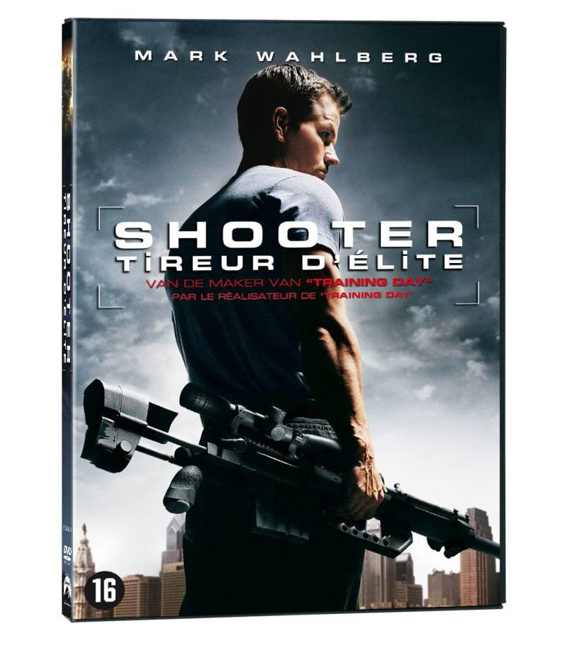 DVD - SHOOTER (Mark Wahlberg)