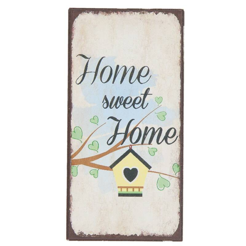 "MAGNEET ""HOME SWEET HOME"""