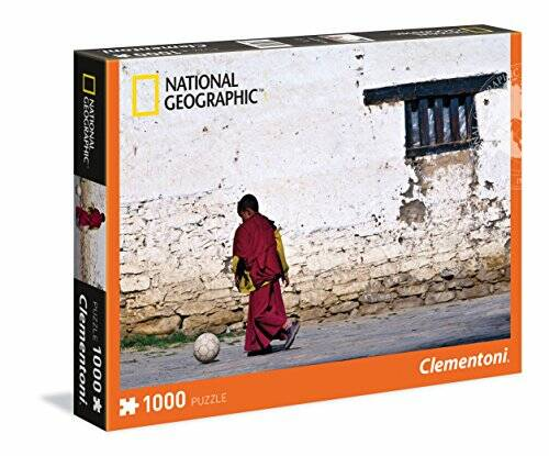 "NationalGeographic Puzzel ""Young Buddhist"" 1000 stukjes"