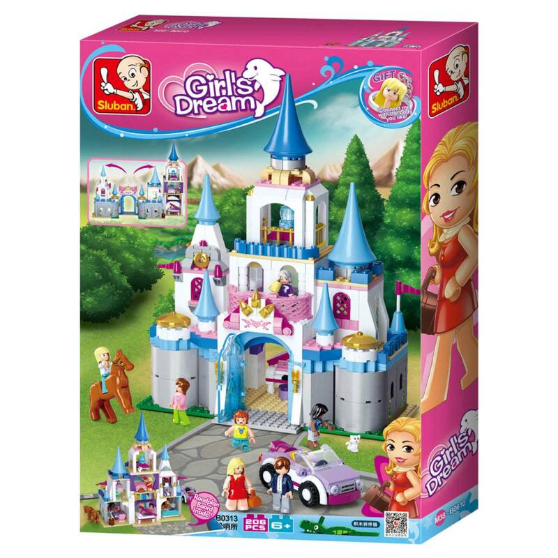 Sluban DREAM CASTLE B0610