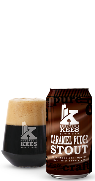 Kees Caramel Fudge Stout 11,5 %