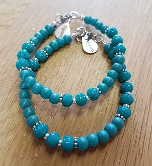 Sparkel Beads Turquoise