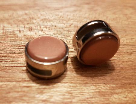 12mm Oud Rose Glim Schuiver