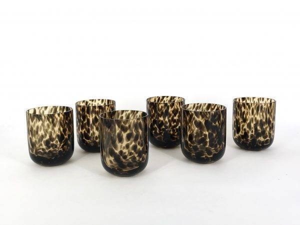 Candle holder Leopard - PRE ORDER