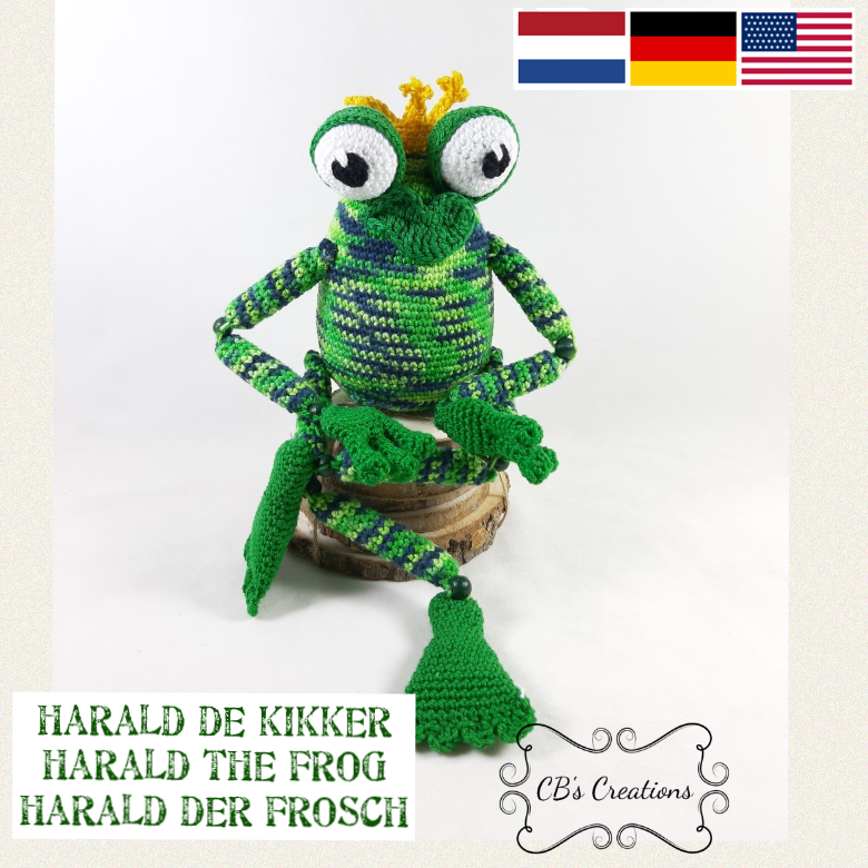 Harald the Frog, PDF
