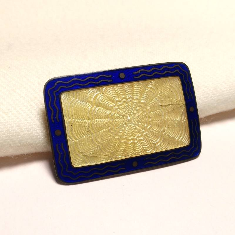 Art Deco broche 20s