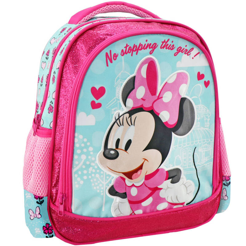 Disney Minnie mouse No Stopping this  Girl Rugzak 31 x 27 x 10 cm  Kidsspecial-Merchandise