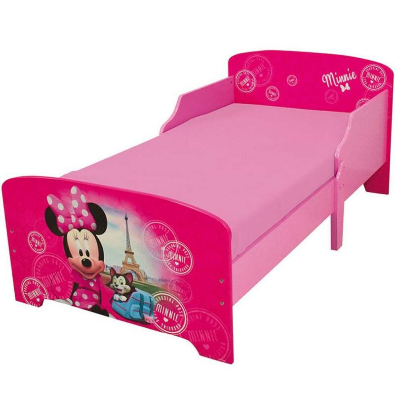 Minnie Mouse Peuter Bed
