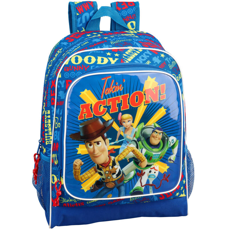 Toy Story Taking Action Rugzak 42 cm x 32 cm x 14 cm polyester  kidsspecial-merchandise