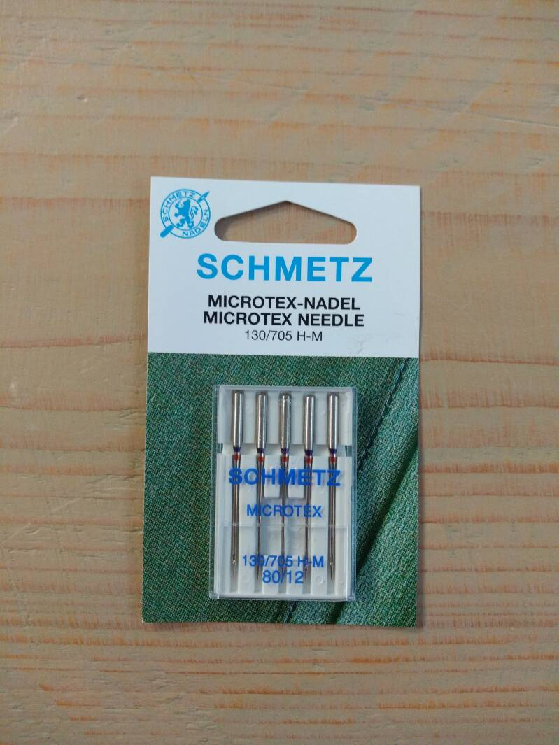 Schmetz - Machinenaalden - Microtex 80