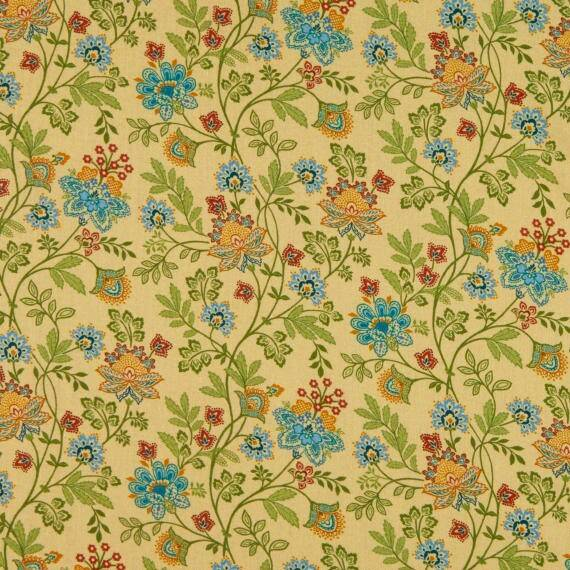 Prairie Homestead - Bandana Floral Natural / Multi - 0625415