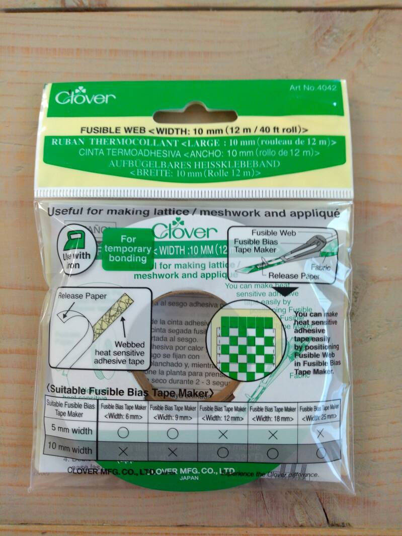 Clover - Fusible Web - 10 mm