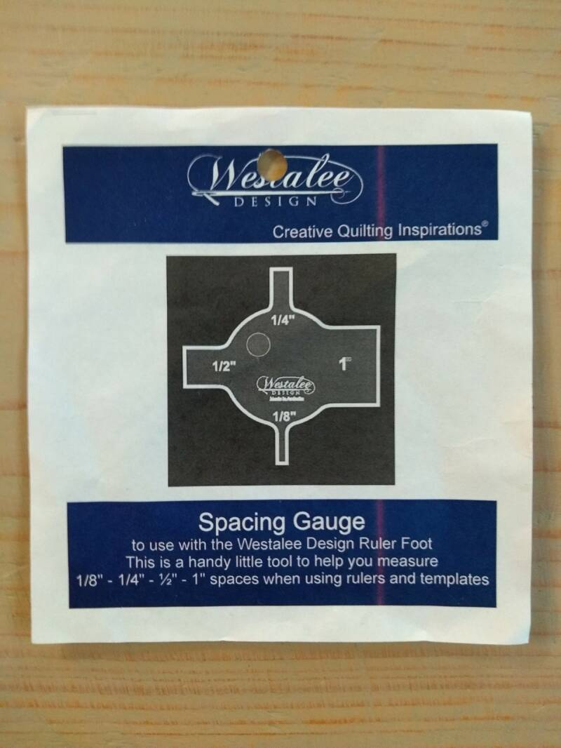 Westalee Design - Spacing Gauge