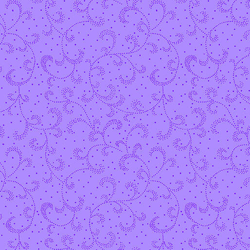 Color Theory - Swirling Scroll - Lilac