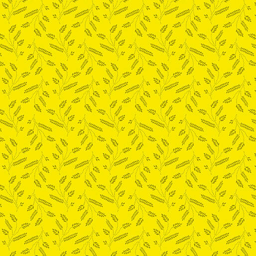 Color Theory - Wheat Sprigs - Citron