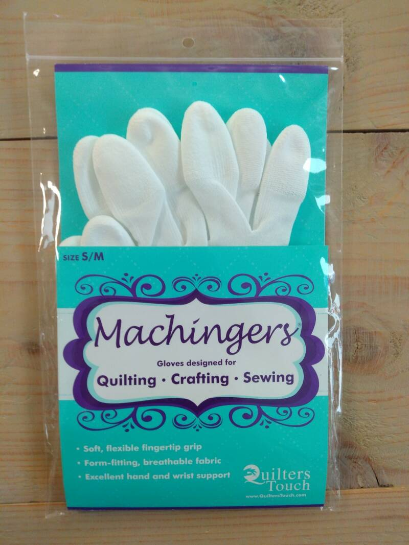 Quilters Touch - Machingers Gloves - S/M
