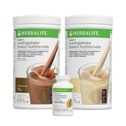 30+ Gewicht Beheersing Program 2x F1 Herbalife Vp-107,80