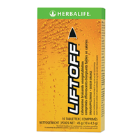 3151 Lift Off® bruisende energiedrank sinaasappelsmaak 10 tabletten Vp-15,95