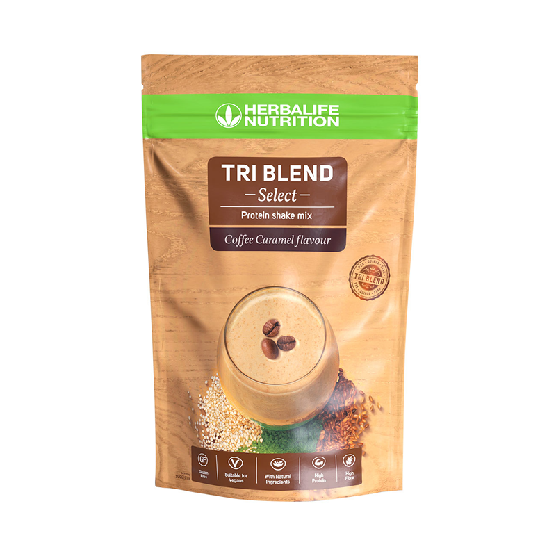 052K Tri Blend Coffee caramel 600g Vp-37,50
