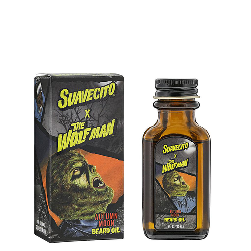 Suavecito Baard Olie - The Wolf Man