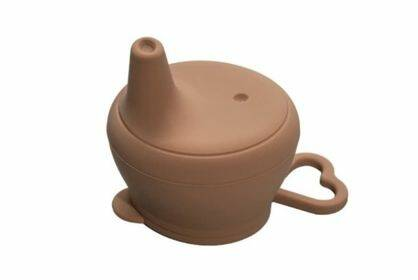 Sippy cup - clay