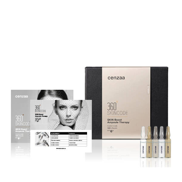 Skin Boost Ampoule Therapy Custom Made Box Ultimate Lifting