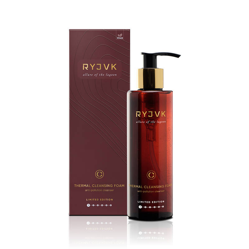 RYJVK Thermal Cleansing Foam 200 ml