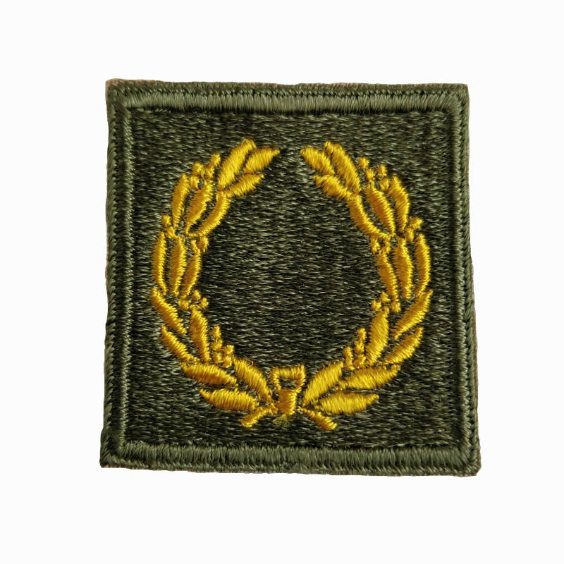 WWII Meritorious unit citation patch