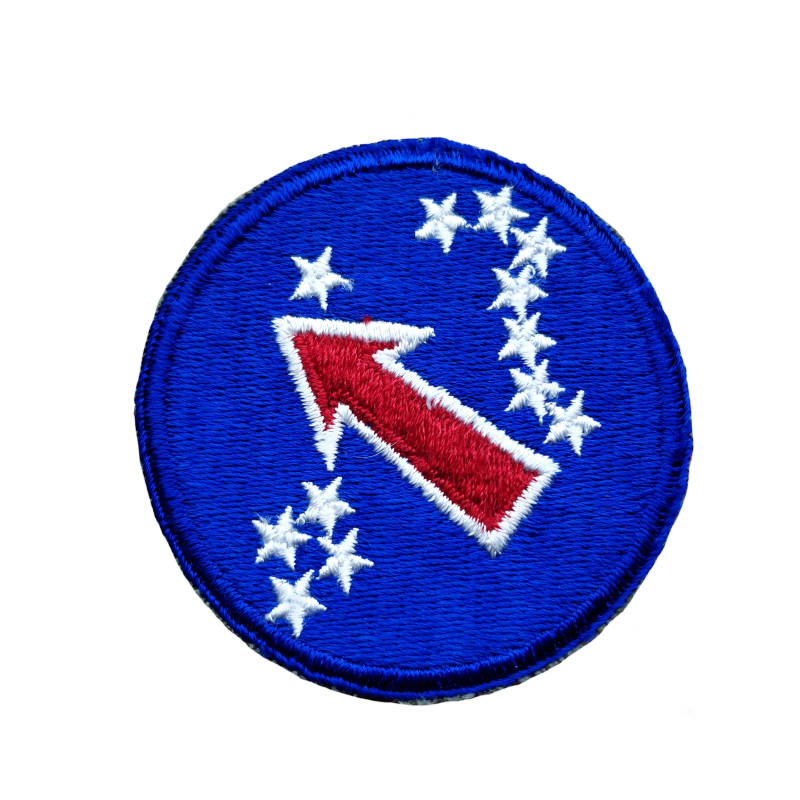 WWII US patch Pacific theater operations
