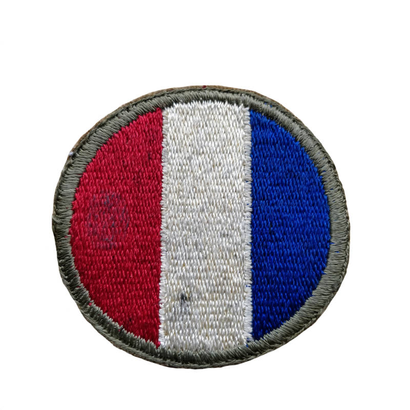 WWII US patch US army groundforces