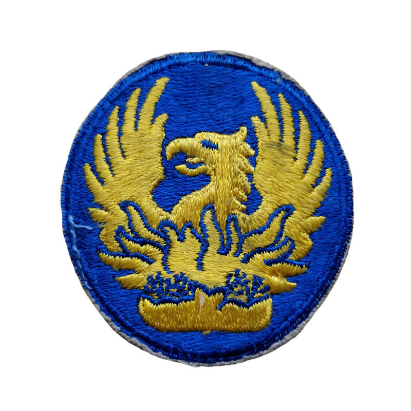 WWII US patch Military personnel veterans administration