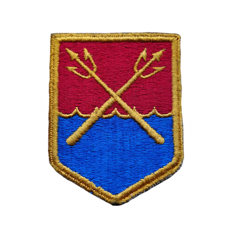 WWII US patch Eastern defence command