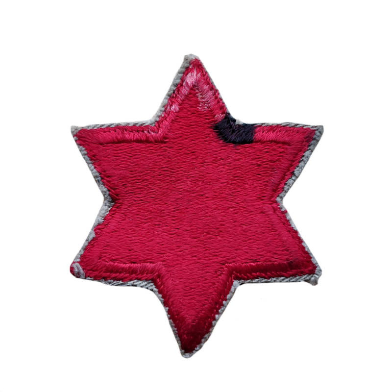WWII US patch 6e inf. div.