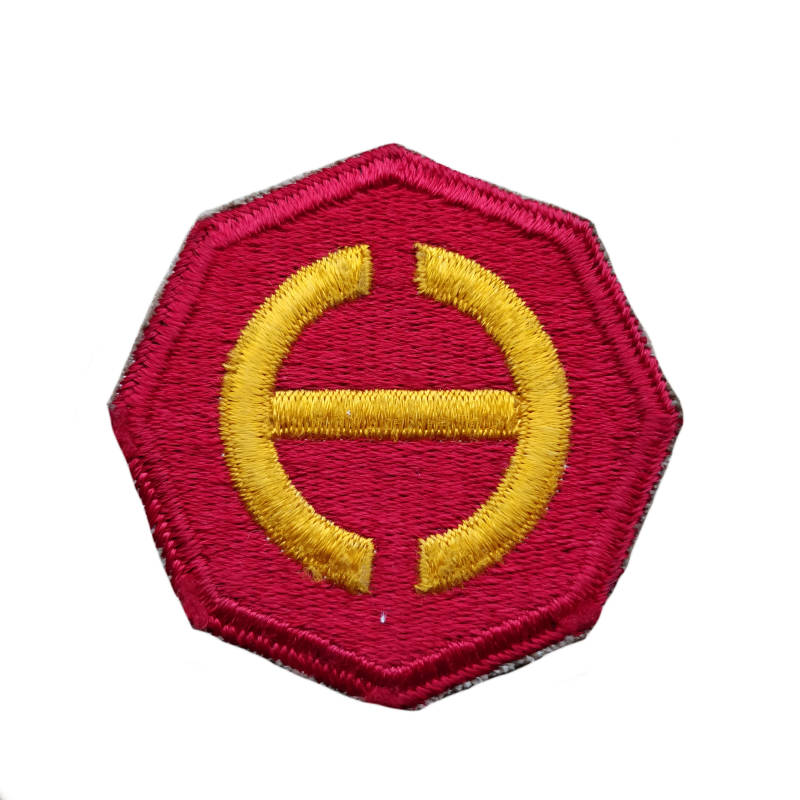 WWII US patch Hawaiian department command